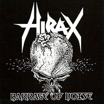 Hirax – Barrage of Noise