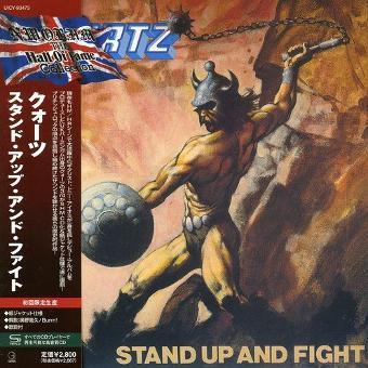 Quartz – Stand Up & Fight (Jpn)