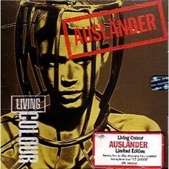 Living Colour – Auslander / 17 Days
