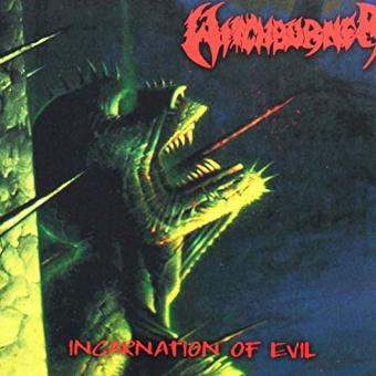 Witchburner – Incarnation of Evil/German Thrashing War