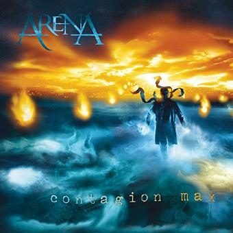 Arena – Contagion Max (Deluxe Re-Issue)
