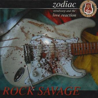 Zodiac Mindwarp and the Love Reaction – Rock Savage