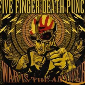 Five Finger Death Punch – War Is the Answer (Ltd.Deluxe Edt.)