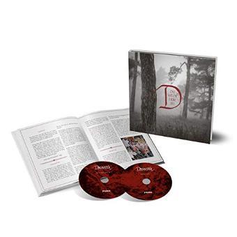 Dornenreich – Du Wilde Liebe Sei (Ltd.2cd Buchedition)