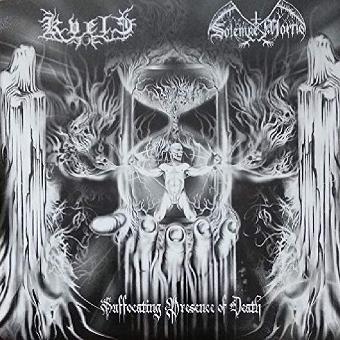 Kvele & Solemne Mortis – Suffocating Presence of Death Split CD