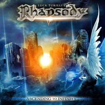 Luca Turilli's Rhapsody – Ascending To Infinity [Limited Cd+dvd] by Luca Turilli's Rhapsody