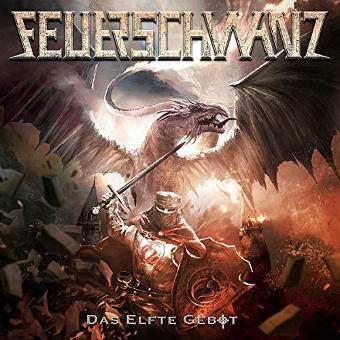 Feuerschwanz – Das Elfte Gebot (2CD Mediabook)