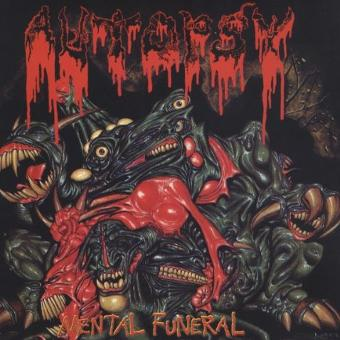 Autopsy – Mental Funeral (Limited Edition) [Vinyl LP]