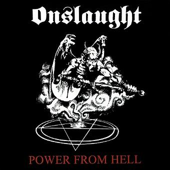 Onslaught – Power from Hell