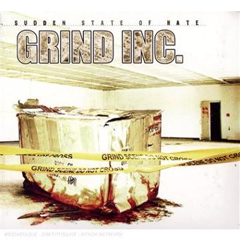 Grind Inc. – Sudden State of Hate