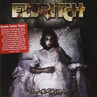 Eldritch – Seeds of Rage/Blackenday