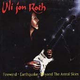 Roth,Uli Jon – 3xcd Set:Firewindd, Earthquake