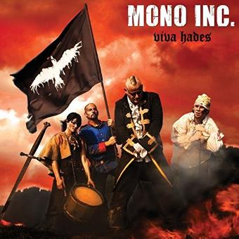 Mono Inc. – Viva Hades (ltd. edition CD+DVD)