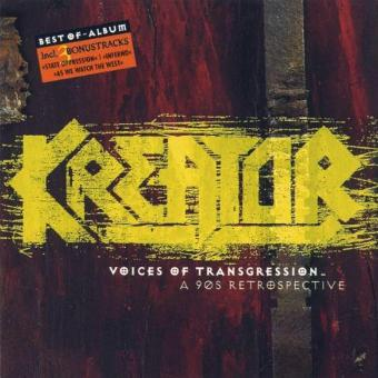 Kreator – Voices of Transgressions-a 90s