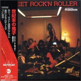 44 Magnum – Street Rock'n Roller [Limited]