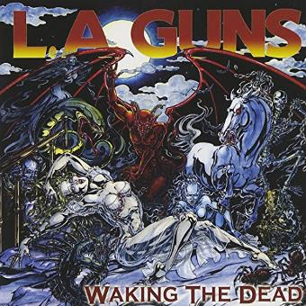 L.A. Guns – Waking The Dead