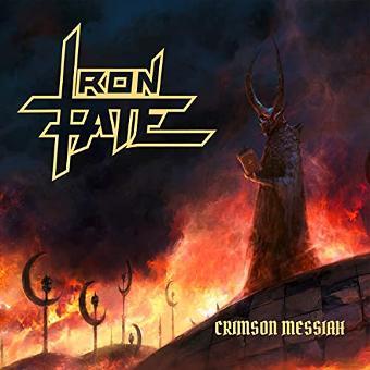 Iron Fate – Crimson Messiah (Digipak)
