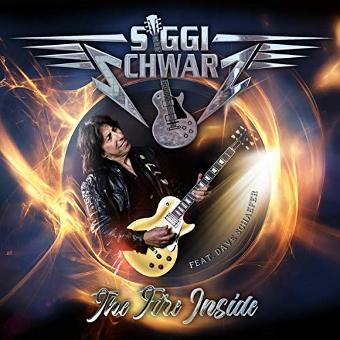 Schwarz,Siggi – The Fire Inside (Digipak CD)