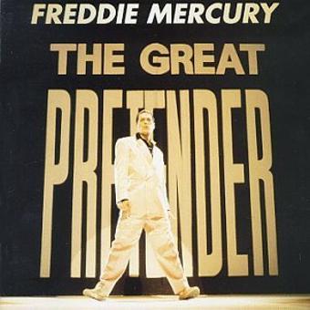 Freddie Mercury – Great Pretender,the