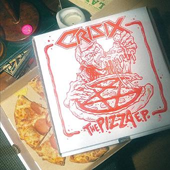 Crisix – The Pizza Ep