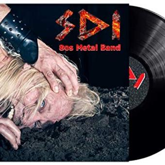 Sdi – 80s Metal Band (LP) [Vinyl LP]