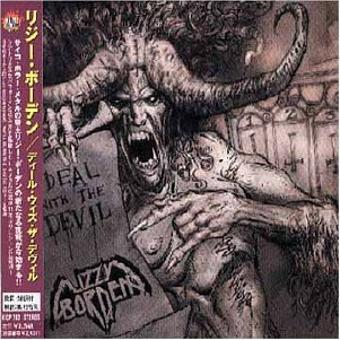Lizzy Borden – Deal With the Devil +1 [Japan]