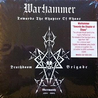 Warhammer – Towards the Chapter of Chaos