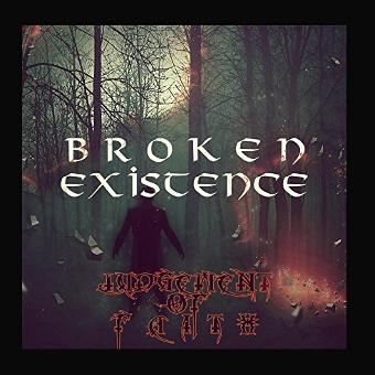 Judgement of Faith – Broken Existence - EP