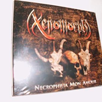 Xenomorph – Necrophilia Mon..