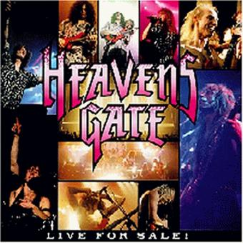 Heavens Gate – Live for Sale