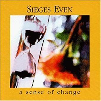 Sieges Even – A Sense of Change