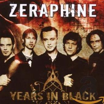 Zeraphine – Years In Black - Best of