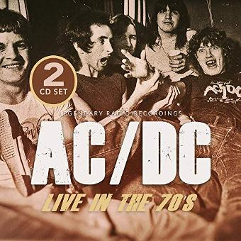 AC/DC – Live in the 70'S/Radio Broadcast