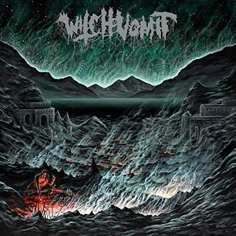 Witch Vomit – Buried Deep in a Bottomless Grave (Digipak)