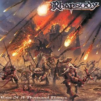 Rhapsody – Rain Of A Thousand Flames (Limited Edition)