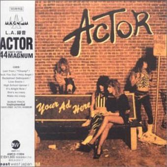 44 Magnum – Actor [Limited Papersleeves]