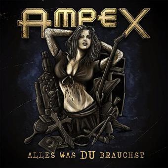 Ampex – Alles Was du Brauchst (Digipak)