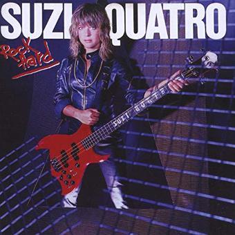 Quatro,Suzi – Rock Hard (Remastered)