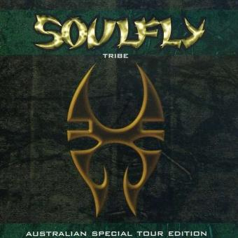 Soulfly – Tribe Ep [8trx Oz Only]