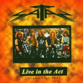 Satan – Live in the Act