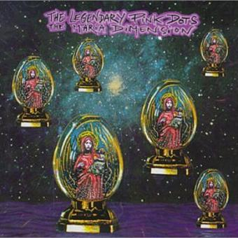 Legendary Pink Dots – The Maria Dimension