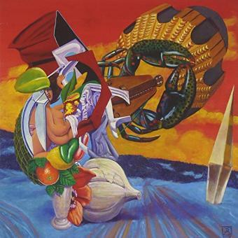 The Mars Volta – Octahedron