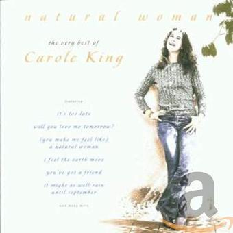 King,Carole – Natural Woman - The Very Best Of