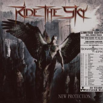 Ride the Sky – NEW PROTECTION by RIDE THE SKY (2007-09-18)