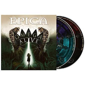 Epica – Omega Alive (2cd Digipak)