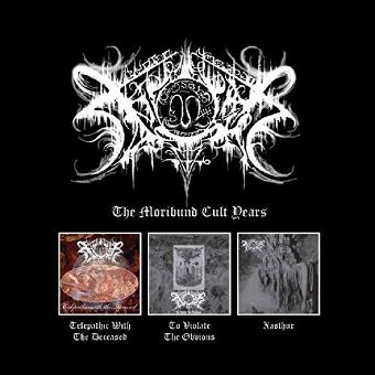Xasthur – The Moribund Cult Years (3cd-Set)