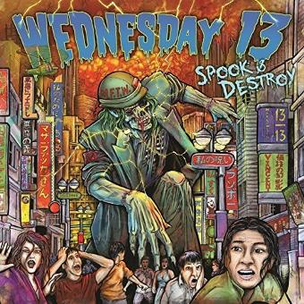 Wednesday 13 – Spook & Destory