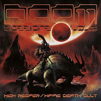 High Reeper & Hippie Death Cult – Doom Sessions Vol.5