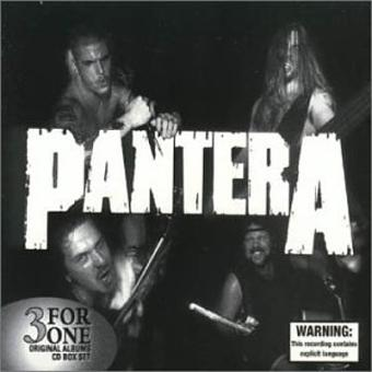 Pantera – Cowboys from Hell/Far Beyond/V