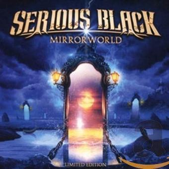 Serious Black – Mirrorworld (Lim.Digipak)